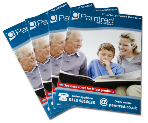 Pamtrad Catalogue 2013/2014