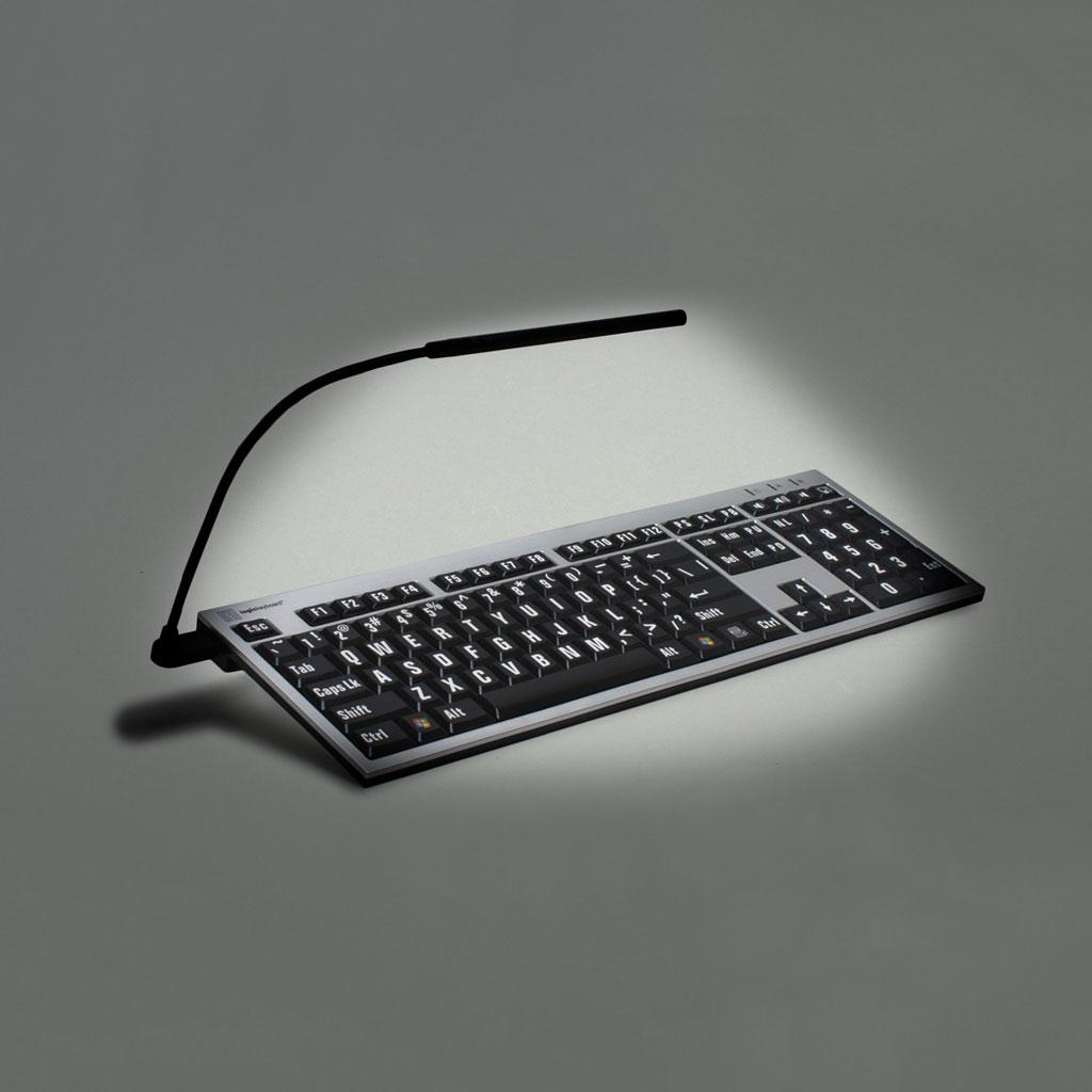 LogicLight LED USB Keyboard Lamp -