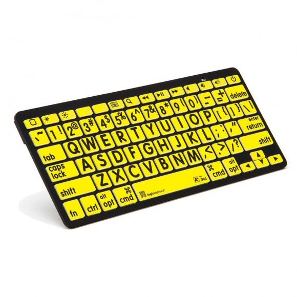 Front Image BlackonYellow Keyboard