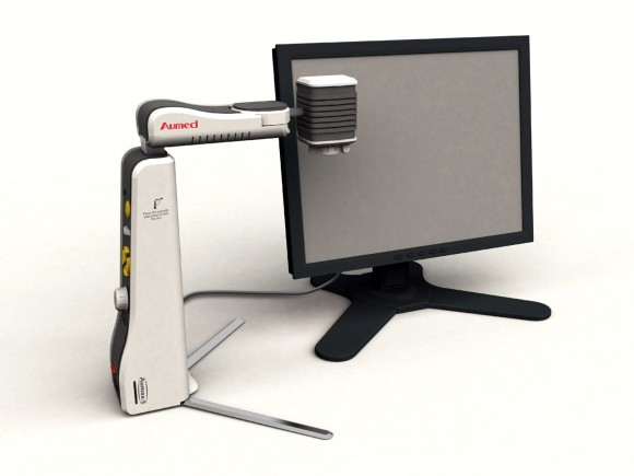 Aumed Aumax-S Video Magnifier